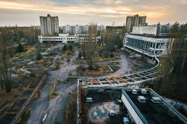 pripyat meydanı