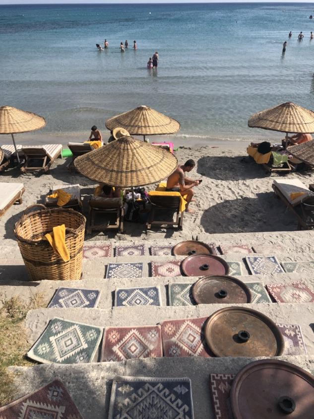 Esnaf on the beach 2