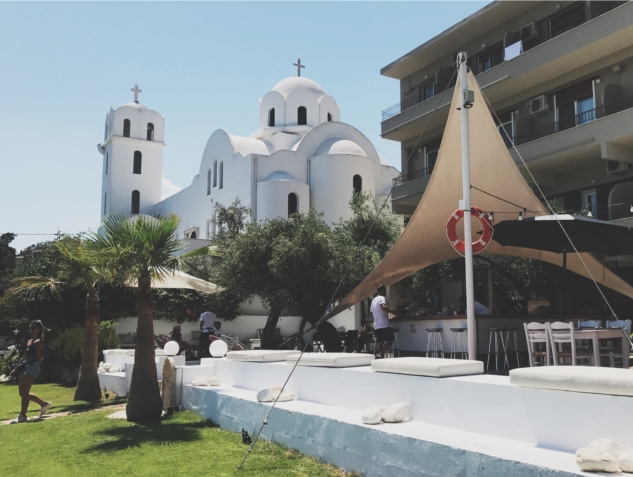 Hotel Akti Yunanistan