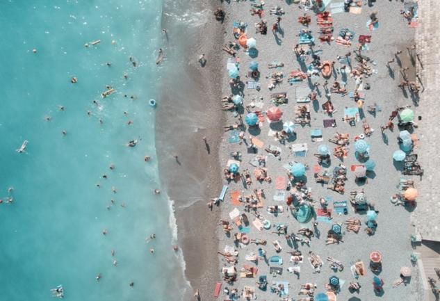 Güney Fransa Rotası: Aklımızda Mavi Mor Renkler