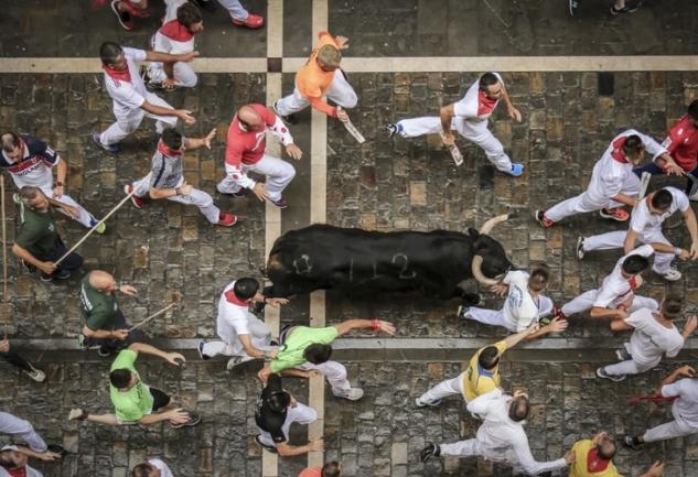 San Fermin: Pamplona'da Gelenek ve Eğlence Dolu Üç Gün
