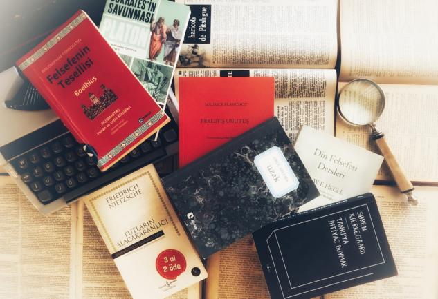 Kitap Önerileri: Nietzsche'den Osho'ya Din ve Felsefe Kitapları