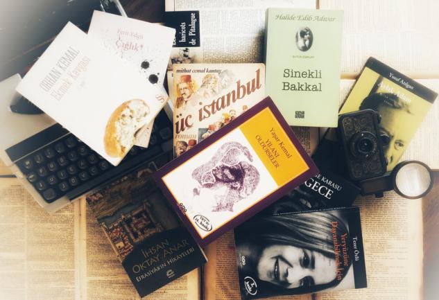 Kitap Önerileri: Ayfer Tunç'tan Orhan Pamuk'a Türk Edebiyatı