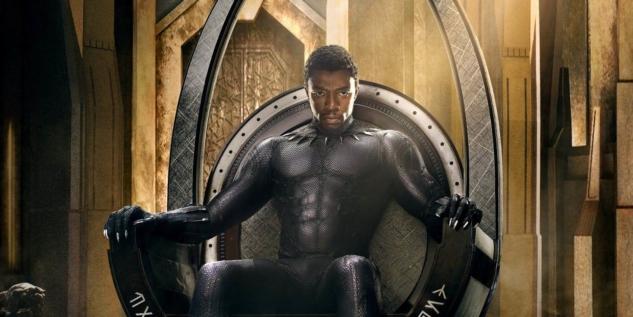 marvel filmleri – black panther