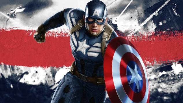 marvel filmleri – captain america