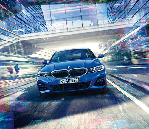 Yeni BMW 320i: Yenilik, Tutku ve Heyecanın Peşinde