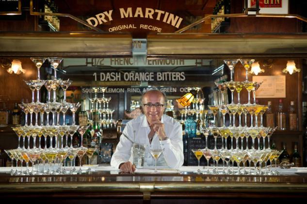 Dry Martini, Barselona