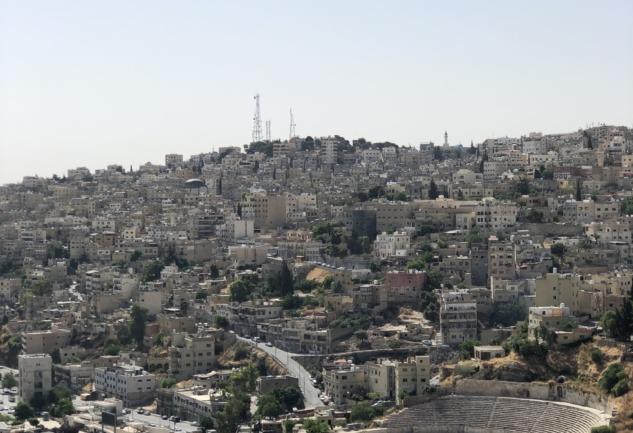 Amman: Ürdün'ün Kireç Rengi Başkentinden Notlar
