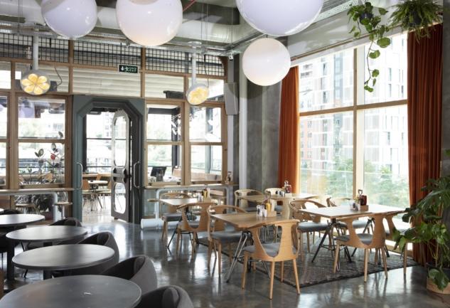 Kozmonot Pub: Bomonti'nin Uzay Temalı Mekanı