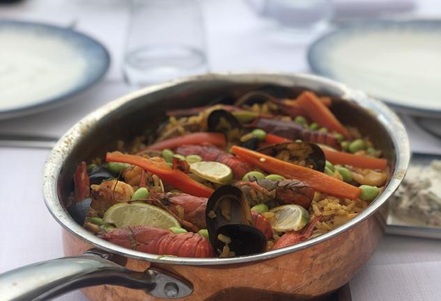 Ringa Seafood: Kuruçeşme'de Balık ve Denize Dair