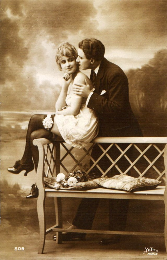 Romantic Couples From the 1900s and 1910s (12)
