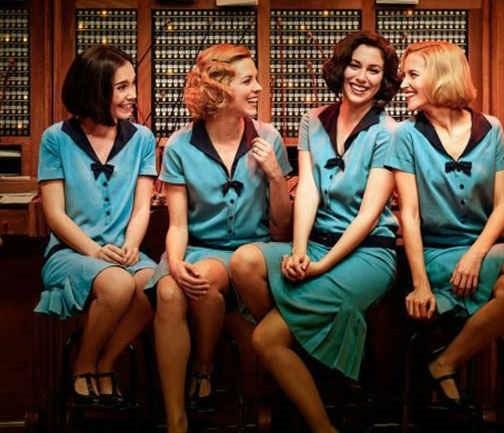 Cable Girls: Netflix'ten Kadın Dayanışması Üzerine Bir Dizi
