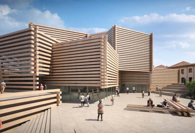 Kengo Kuma: Odunpazarı Modern Müze'nin Mimarı