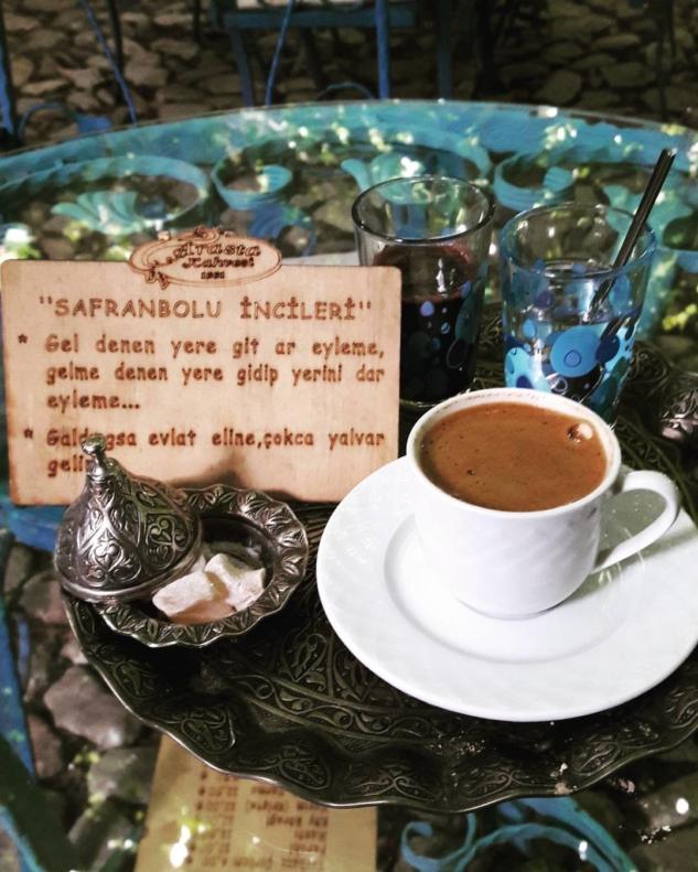 Arasta Kahvesi Karabük