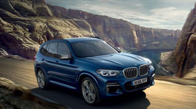 BMW X3 Yeni