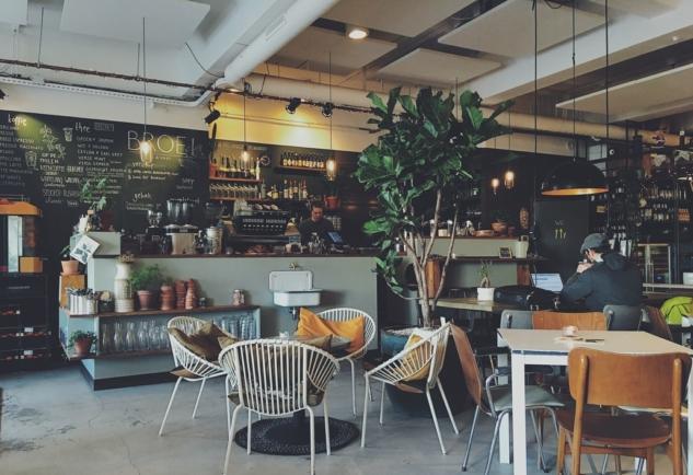 Cafe – Daan Evers