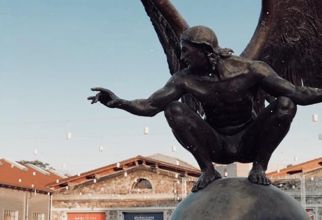 Göbeklitepe, The Gathering: CerModern'de Bir Dijital Sergi