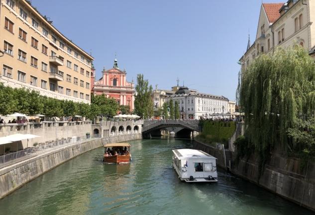 Slovenya: Başkent Ljubljana'da Yapılacaklar Listesi