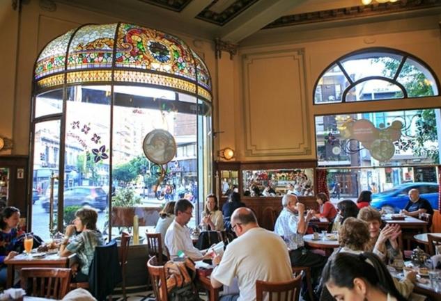 Buenos Aires'in Tarihi Kafeleri: Bir Yudum Kültür Molası