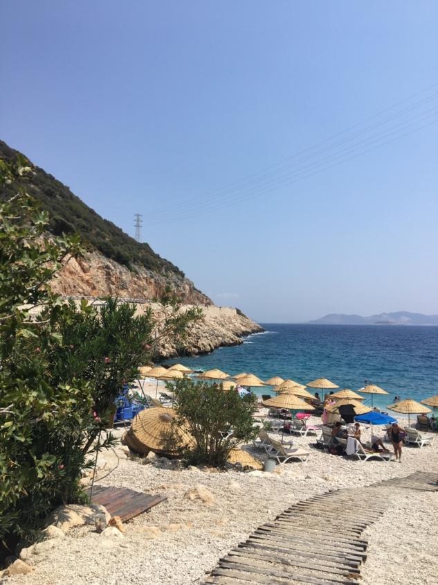 Seyrek Çakıl Plajı