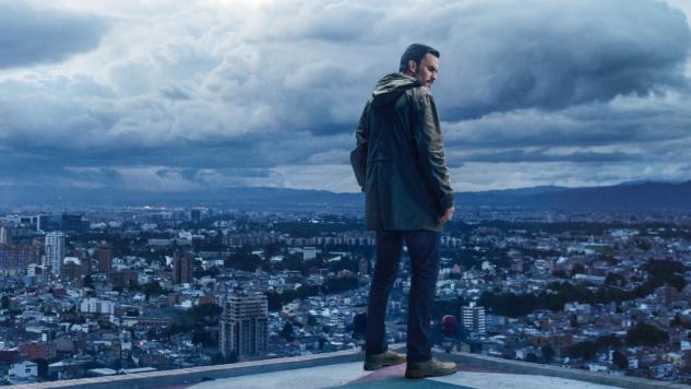 Wild District: TV+'tan Bir Gerilla Draması