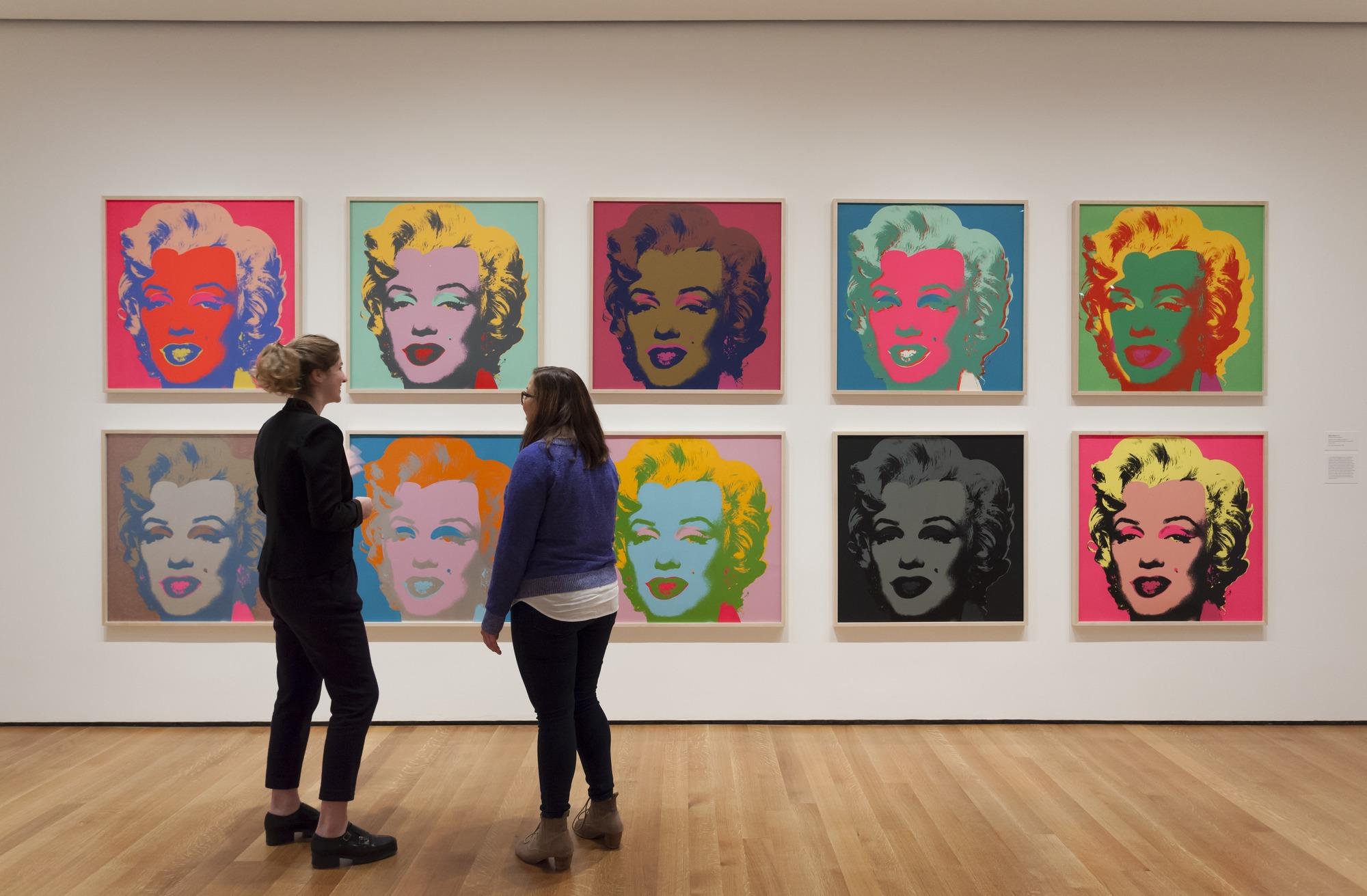 Andy Warhol, UNIQ Expo
