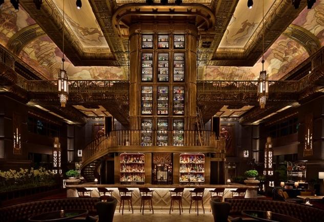 Atlas Bar Singapur: Dünya Listelerinin Baş Köşesinde Bir Bar