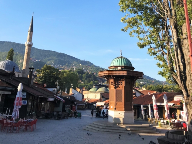 Saraybosna'da Gezilecek Yerler