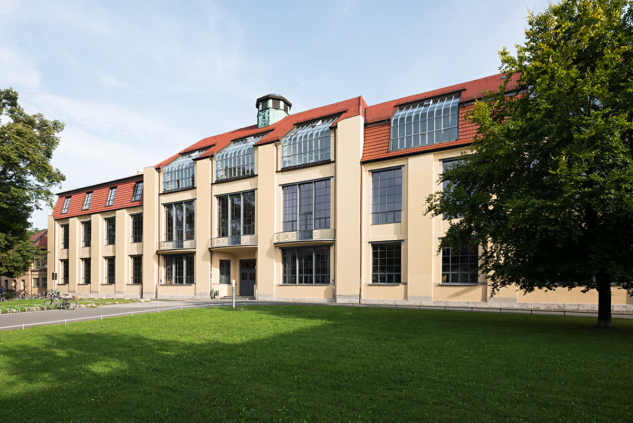 Bauhaus-Universität Weimar | Fotoğraf: Tobias Adam