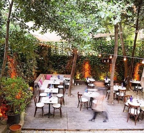 Emily's Garden: Cihangir'de Gizli Bir Bahçe
