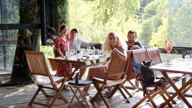 GastroTire: Kaplan Köyü'nde Ruhumuzu Doyuran Restoran