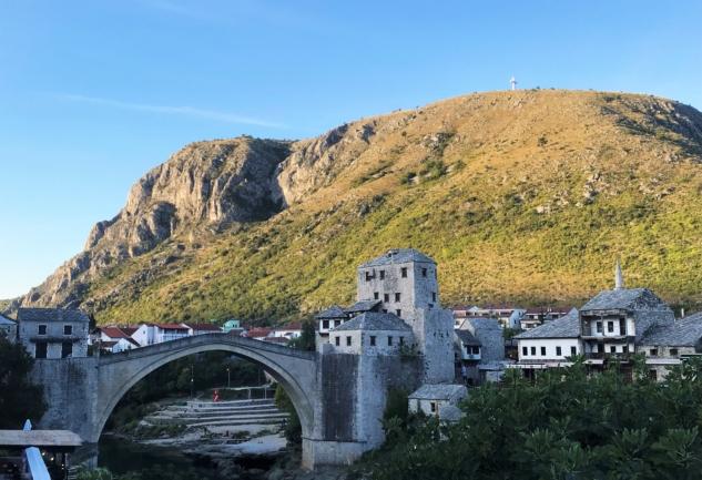 Saraybosna ve Mostar: Tarihin Ve Doğanın İçinde Olmak