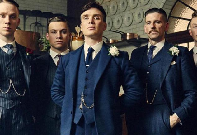 Peaky Blinders: İngiliz İşi Godfather