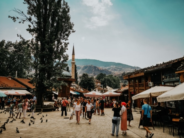 Saraybosna ve Mostar |  Fotoğraf: Unsplash / ADEV