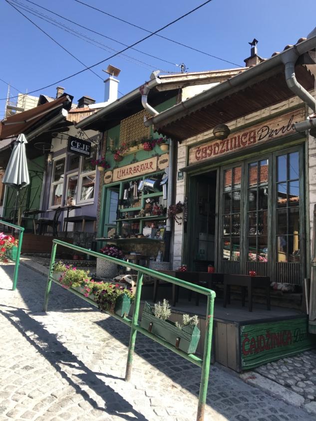 Zelenih Beretki Sokağı
