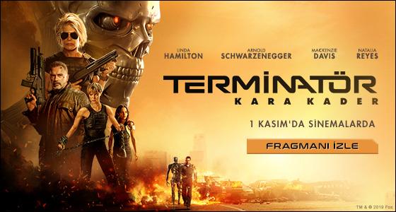 Efsane Geri Dönüyor - Terminatör: Kara Kader (Dark Fate)