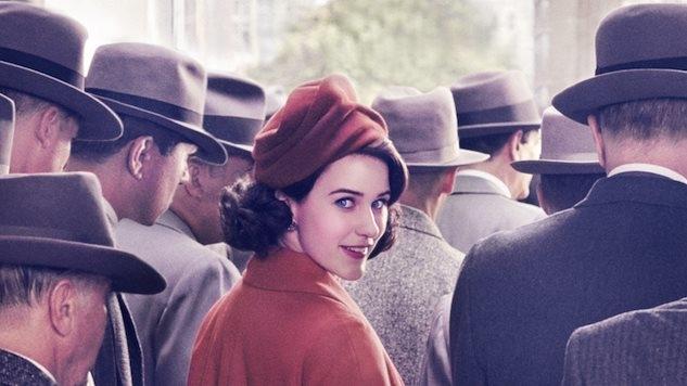 The Marvelous Mrs. Maisel: Sahnede Komedyen Bir Kadın