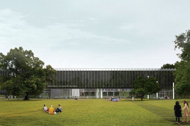 Bauhaus Museum, Dessau | addenda architects (González Hinz Zabala)