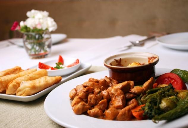 Lezzetin İzinde: Mutfakta Kültür Buluşması