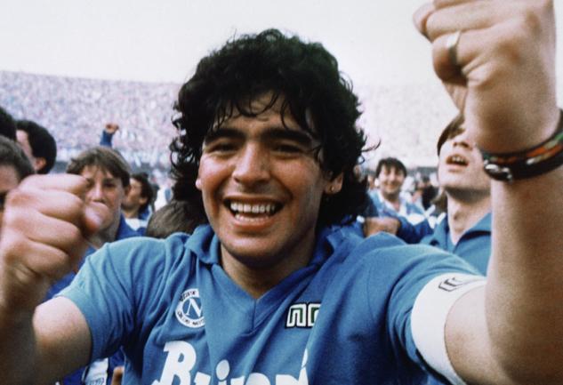 Diego Maradona: Efsane Futbolcunun Belgesel Filmi