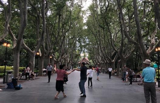 Şanghay Parkları