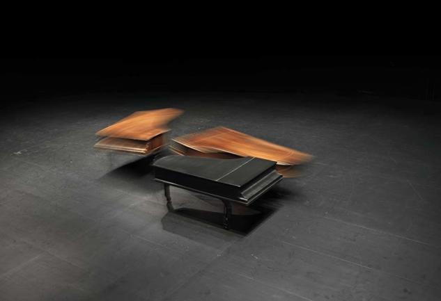 Rüzgâr Gülü ve Kuyruklu Piyanolar: Arter'de