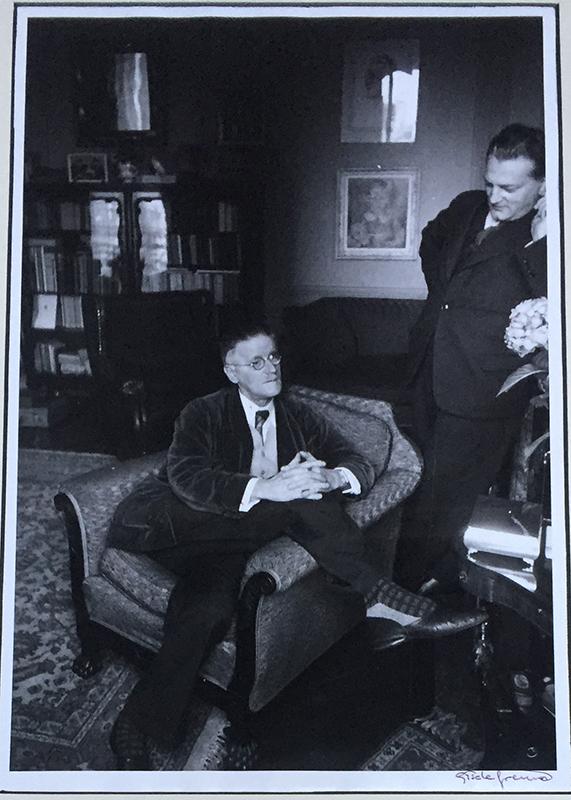 James Joyce | Fotoğraf: theboxgallery.de