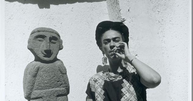 Frida Kahlo | Fotoğraf: cadadiaunfotografo.com