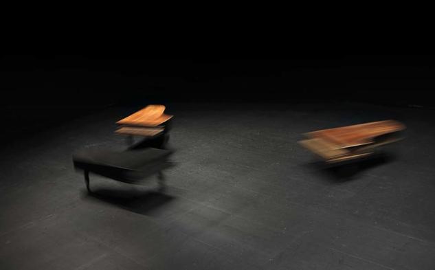 "Rüzgâr Gülü ve Kuyruklu Piyanolar: Arter'de ""offroad, v.2"""