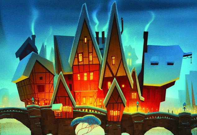 Klaus: Netflix'ten Geleneksel Olmayan Noel Baba Animasyonu