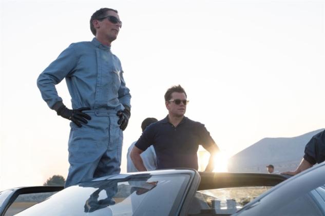 Asfaltın Kralları: Ford ve Ferrari