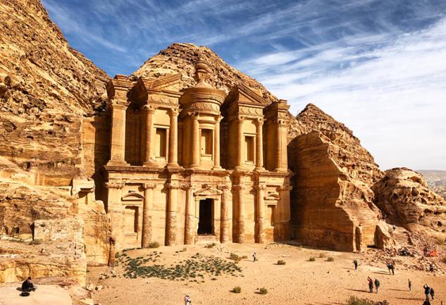 Petra Antik Kenti: Tarihin Ürdün'deki Gizli Hazinesi