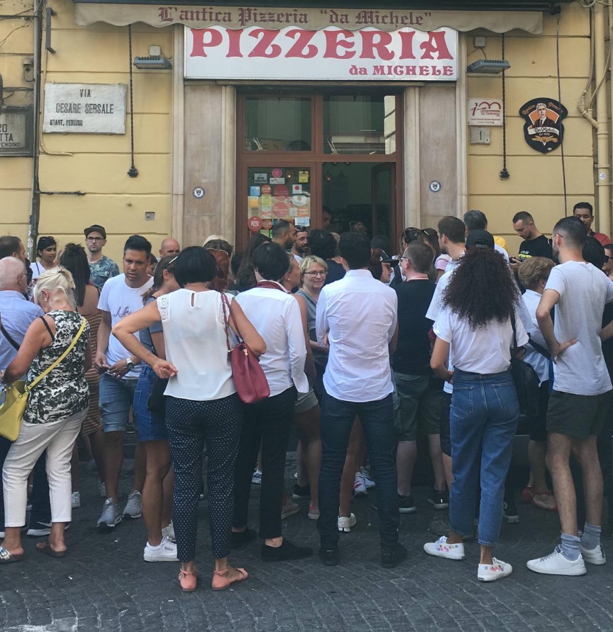 Pizzeria da Michele Napoli