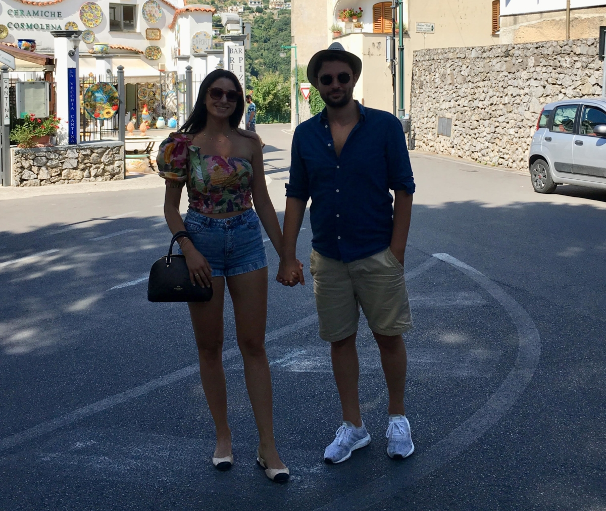 Ravello Sokakları